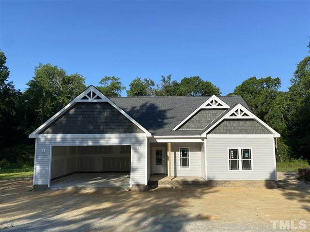 415 Bandy Street, Four Oaks, NC 27524 (#2323407) :: Marti Hampton Team brokered by eXp Realty