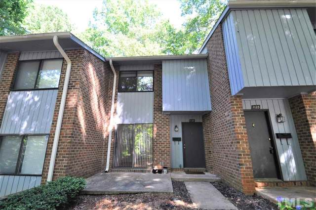 1133 Schaub Drive #1133, Raleigh, NC 27606 (#2323412) :: Realty World Signature Properties