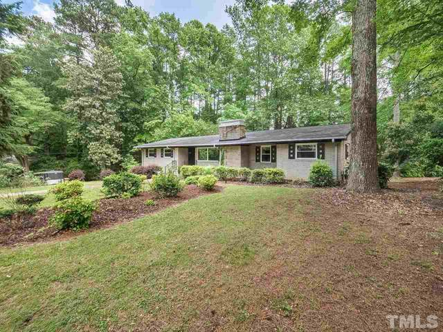 106 Woodland Drive, Cary, NC 27513 (#2323425) :: The Beth Hines Team