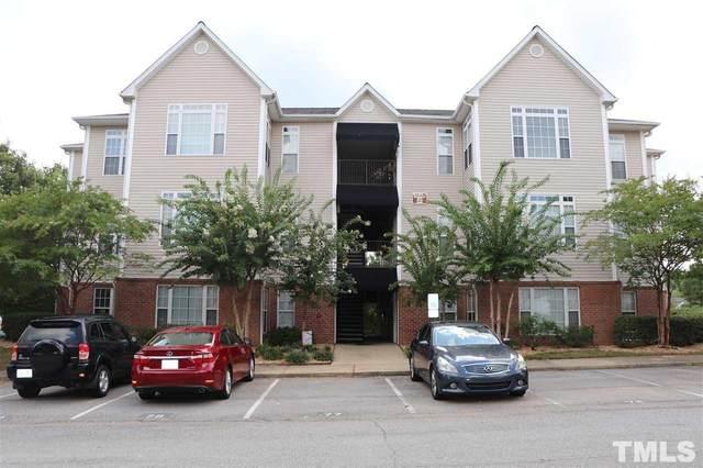 2520 Friedland Lane #301, Raleigh, NC 27617 (#2323430) :: Realty World Signature Properties
