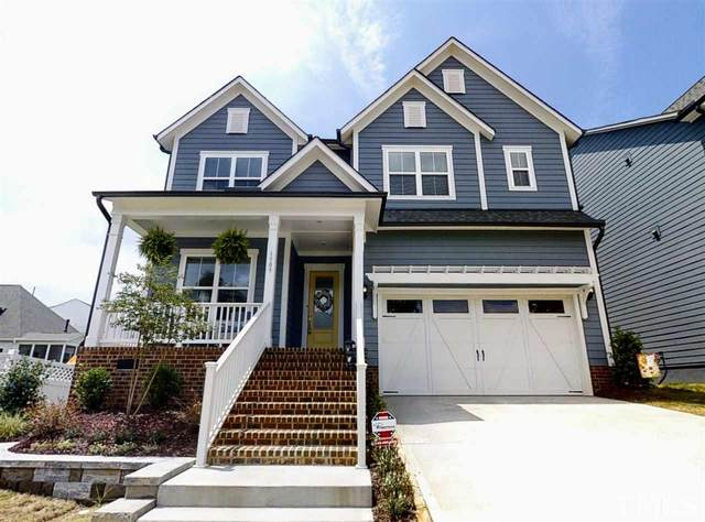1509 Highpoint Street, Wake Forest, NC 27587 (#2323438) :: M&J Realty Group
