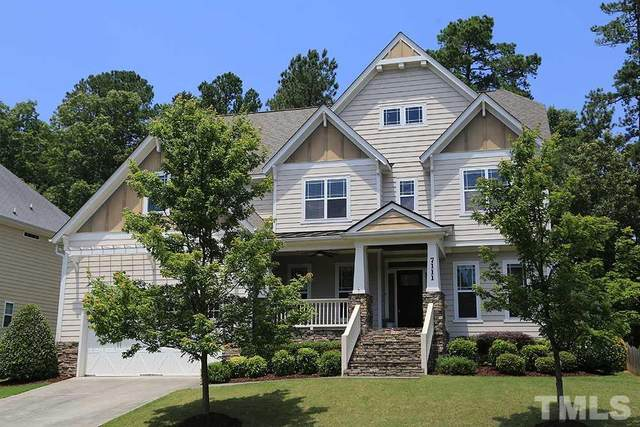 7111 Montibillo Parkway, Durham, NC 27713 (#2323479) :: Realty World Signature Properties