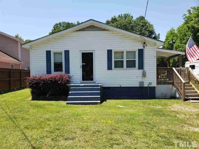327 Hester Street, Knightdale, NC 27545 (#2323484) :: Spotlight Realty