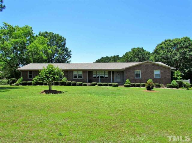 455 Old Zebulon Road, Wendell, NC 27591 (#2323491) :: Triangle Just Listed