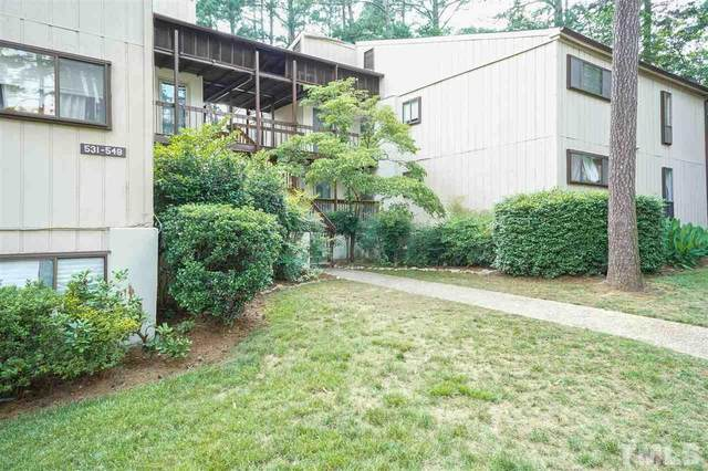547 Pine Ridge Place #547, Raleigh, NC 27609 (#2323518) :: Triangle Just Listed