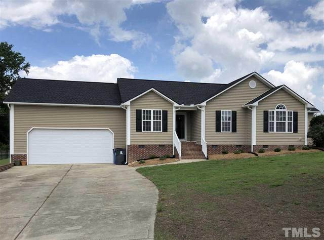 497 Water Oak Drive, Smithfield, NC 27577 (#2323543) :: Triangle Just Listed