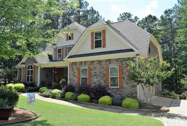 1215 New Grissom Way, Wake Forest, NC 27597 (#2323550) :: Triangle Just Listed