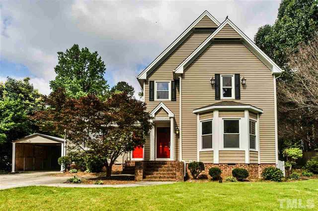 7104 Laketree Drive, Raleigh, NC 27615 (#2323556) :: Triangle Just Listed