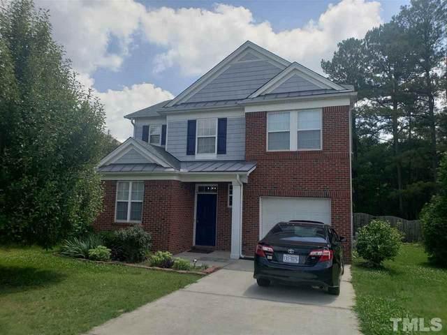 8826 Elizabeth Bennett Place, Raleigh, NC 27616 (#2323562) :: Spotlight Realty