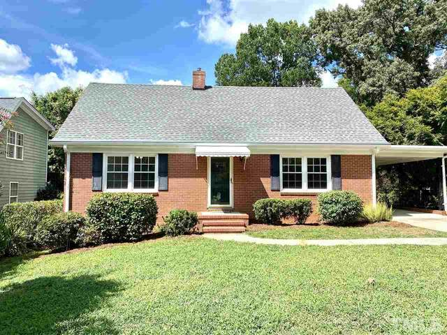 2828 Van Dyke Avenue, Raleigh, NC 27607 (#2323569) :: Classic Carolina Realty