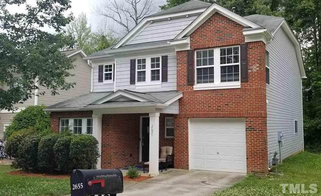 2655 Pebble Meadow Lane, Raleigh, NC 27610 (#2323581) :: Triangle Just Listed