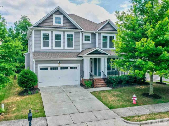 100 Tuckers Pond Drive, Chapel Hill, NC 27516 (#2323584) :: Triangle Just Listed