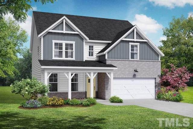 104 Lockhaven Drive, Garner, NC 27529 (#2323631) :: Triangle Just Listed