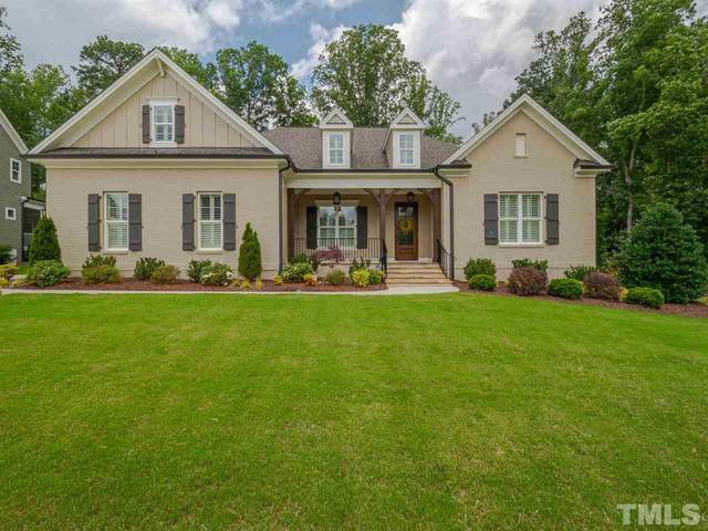 3152 Curling Creek Drive, Apex, NC 27502 (#2323708) :: Triangle Top Choice Realty, LLC