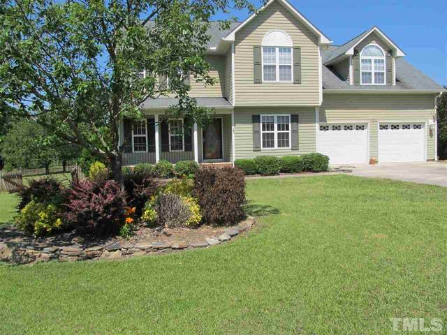 134 Sweet Jenny Lane, Lillington, NC 27546 (#2323760) :: Spotlight Realty