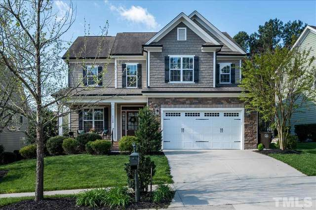 1128 Golden Star Way, Wake Forest, NC 27587 (#2323809) :: Marti Hampton Team brokered by eXp Realty