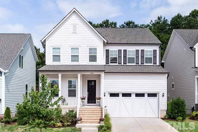 1628 Highpoint Street, Wake Forest, NC 27587 (#2323888) :: Triangle Top Choice Realty, LLC