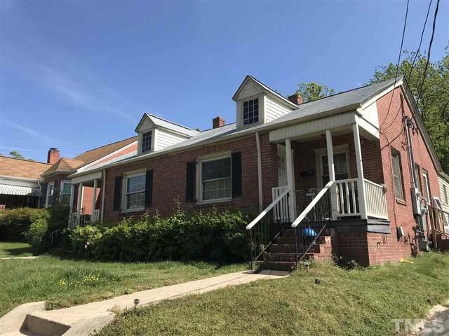 1304 Holloway Street, Durham, NC 27701 (#2323899) :: Realty World Signature Properties
