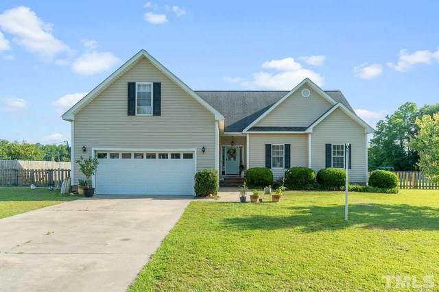 214 Dogwood Estates Lane, Goldsboro, NC 27534 (#2323909) :: Dogwood Properties