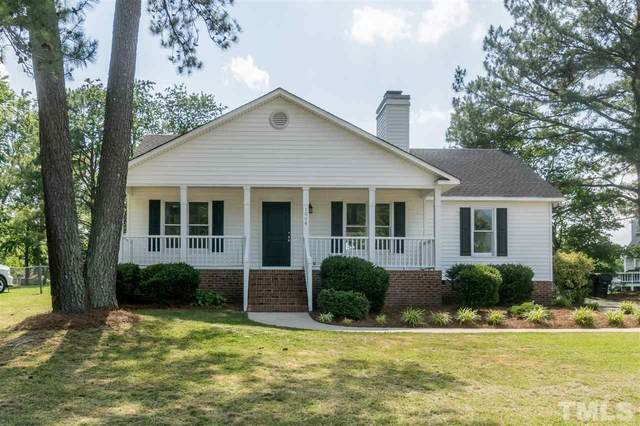 1004 Spruce Drive, Zebulon, NC 27597 (#2323919) :: Real Estate By Design