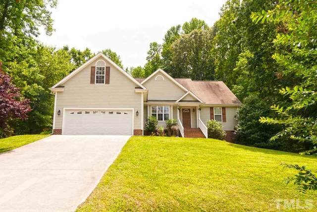 120 Broken Lance Drive, Youngsville, NC 27596 (#2323925) :: Realty World Signature Properties