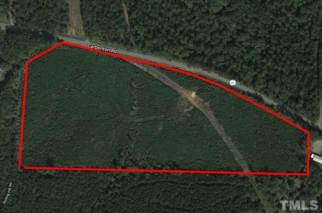 Carbonton Road, Sanford, NC 27330 (#2323930) :: The Jim Allen Group