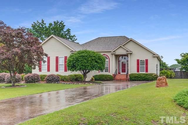 102 Broad Oaks Place, Goldsboro, NC 27534 (#2323976) :: Realty World Signature Properties
