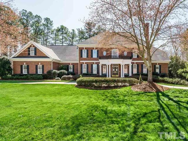 107 Devonbrook Lane, Cary, NC 27518 (#2324069) :: Raleigh Cary Realty