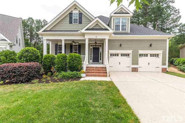 9 Coggins Mine Court, Chapel Hill, NC 27517 (#2324145) :: Realty World Signature Properties