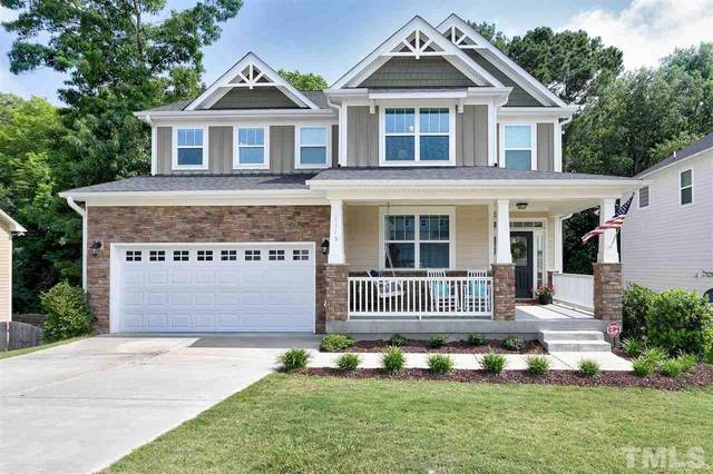 1543 Old Bramble Lane, Fuquay Varina, NC 27526 (#2324163) :: The Jim Allen Group