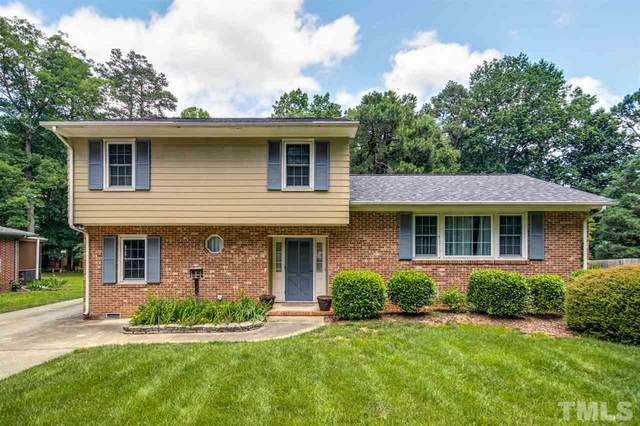 4914 Lakemont Drive, Raleigh, NC 27609 (#2324180) :: Marti Hampton Team brokered by eXp Realty