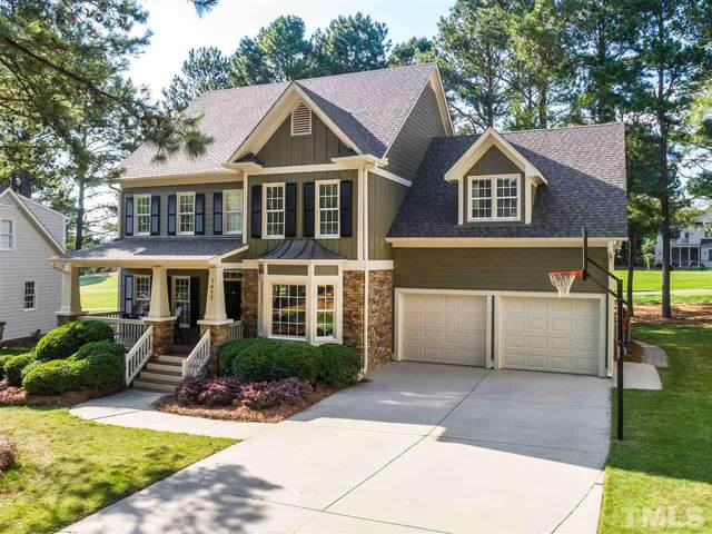 1417 Heritage Club Drive, Wake Forest, NC 27587 (#2324204) :: Classic Carolina Realty