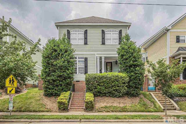 1149 N Blount Street, Raleigh, NC 27604 (#2324236) :: The Jim Allen Group