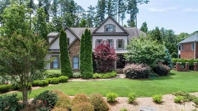 416 Westbury Drive, Chapel Hill, NC 27516 (#2324271) :: The Jim Allen Group