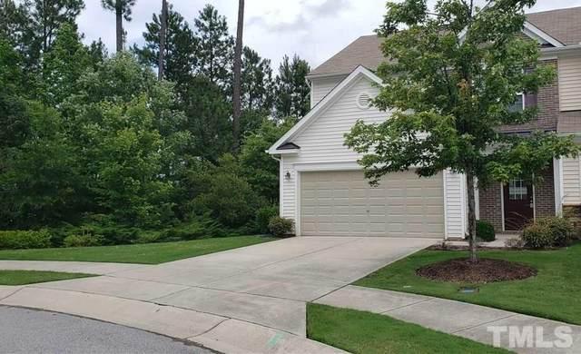 128 Kathleen Court, Morrisville, NC 27560 (#2324307) :: Realty World Signature Properties