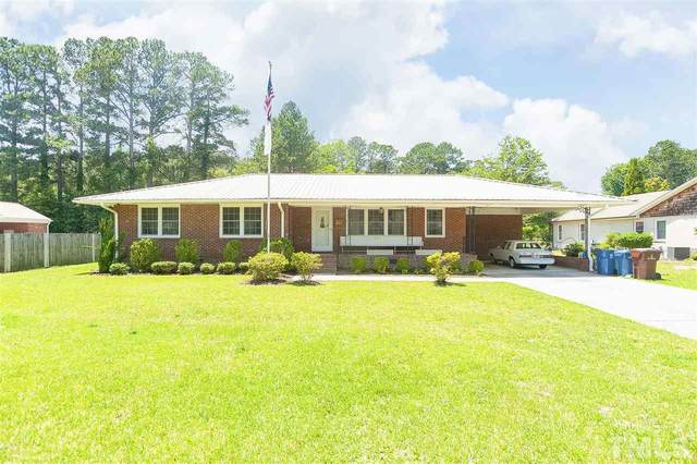 1303 Wellons Avenue, Dunn, NC 28334 (#2324312) :: Triangle Top Choice Realty, LLC