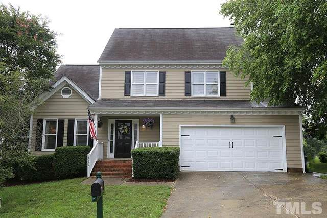 4629 Forest Highland Drive, Raleigh, NC 27604 (#2324329) :: Realty World Signature Properties