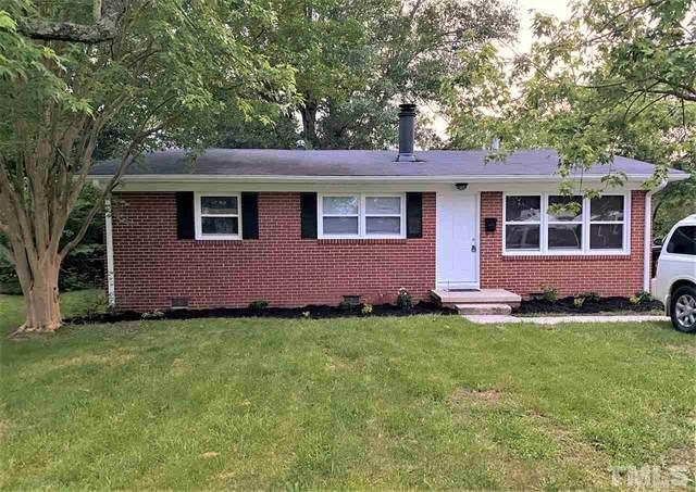 721 Oakgrove Drive, Graham, NC 27253 (#2324333) :: RE/MAX Real Estate Service