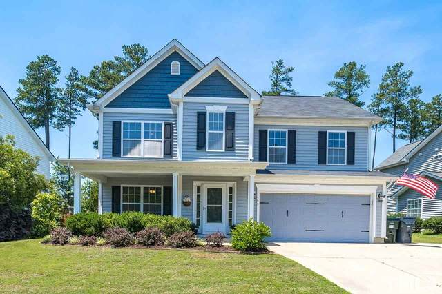 304 Braxman Lane, Holly Springs, NC 27540 (#2324382) :: Marti Hampton Team brokered by eXp Realty