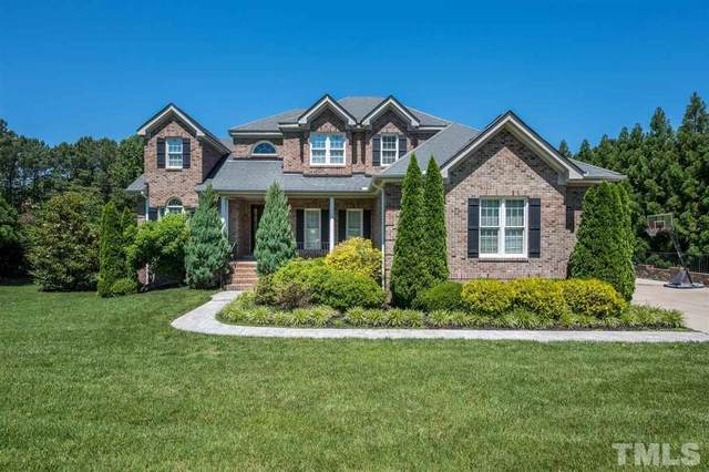 7409 Oriole Drive, Wake Forest, NC 27587 (#2324385) :: The Jim Allen Group