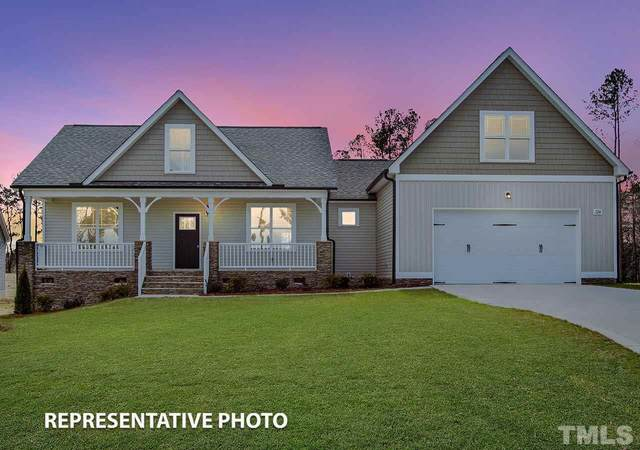 53 N Titus Lane, Wendell, NC 27591 (#2324399) :: Triangle Just Listed