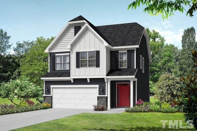 210 Beverly Place, Four Oaks, NC 27524 (#2324430) :: The Rodney Carroll Team with Hometowne Realty