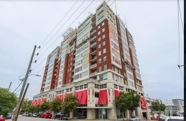 400 W North Street #800, Raleigh, NC 27603 (#2324442) :: Masha Halpern Boutique Real Estate Group