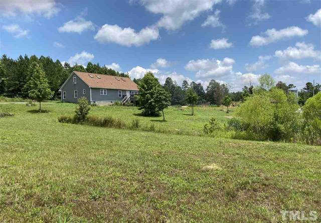 103 Walk N Tall Drive, Goldston, NC 27252 (#2324469) :: Real Estate By Design