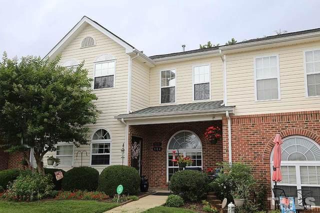 2121 Piney Brook Road #104, Raleigh, NC 27615 (#2324498) :: Sara Kate Homes