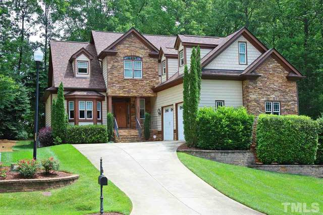 2305 Berteau Drive, Wake Forest, NC 27587 (#2324538) :: Dogwood Properties