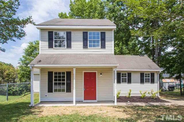 4004 Meriwether Drive, Durham, NC 27704 (#2324545) :: Dogwood Properties
