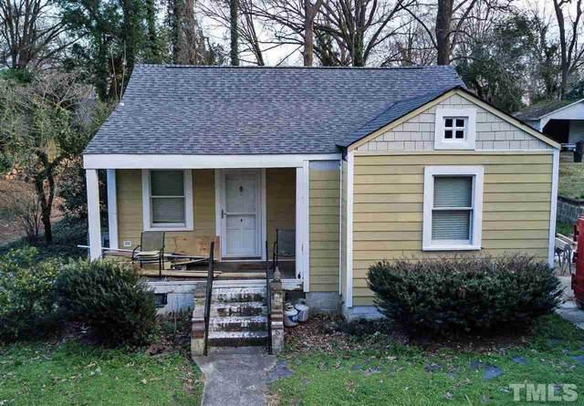 511 Bilyeu Street, Raleigh, NC 27606 (#2324609) :: Realty World Signature Properties
