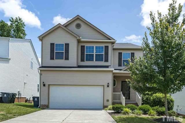 802 Crosstie Street, Knightdale, NC 27545 (#2324614) :: Real Estate By Design