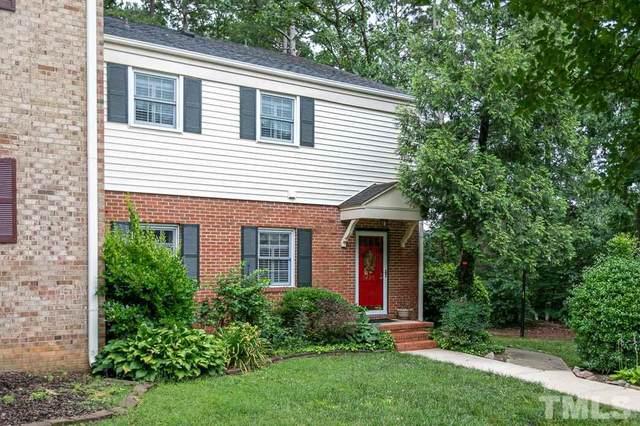 6425 New Market Way #6425, Raleigh, NC 27615 (#2324629) :: Masha Halpern Boutique Real Estate Group